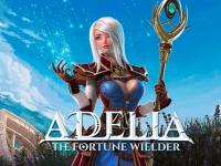 logo adelia the fortune wielder foium