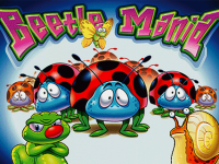 logo beetle mania novomatic