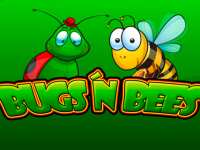 logo bugsn bees novomatic