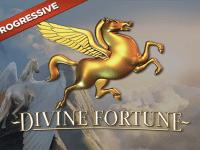 logo divine fortune netent
