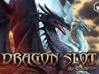 logo dragon slot leander