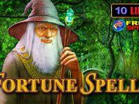 logo fortune spells slot