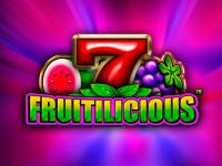 logo fruitilicious novomatic