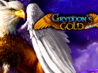 logo gryphons gold novomatic