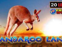 logo kangaroo land slot