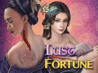 logo lust fortune genesis