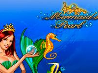 logo mermaids pearl novomatic