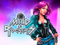 logo mild rockers lightning bo