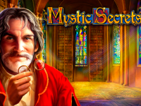 logo mystic secrets novomatic