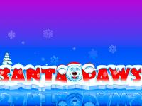 logo santa paws microgaming