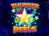 logo thunder reels playson