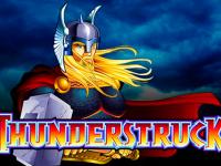 logo thunderstruck microgaming